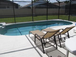 South Facing Pool No rear neighbors