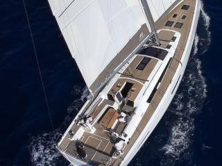 Luxury awaits on your luxury 56ft Dufour sailboat, Lund