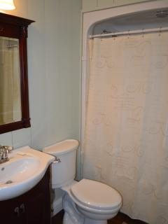 Bathroom with Bath/Shower updated in 2011
