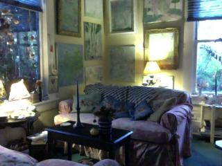 Charming artist's 1920s home—Rm 1, middle bedroom, Bellingham