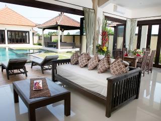 Villa 3  - Living Room , Lovely View from Villa 3 Living room