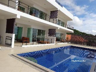 Spacious 2 bedroom apartment in Orchidacea Residence, Karon