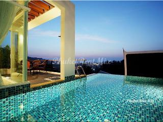 New, modern four-bedroom villas overlooking the Andaman sea Kata, Kata Beach