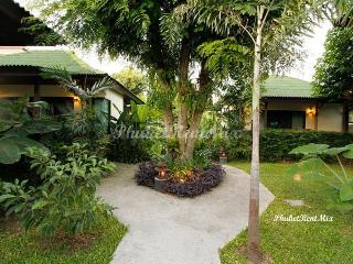 Beautiful one bedroom Bungalow in the composition resota in Rawai