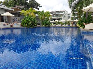 One bedroom apartments at the Serenity Resort with sea views R-n the beach, Rawai