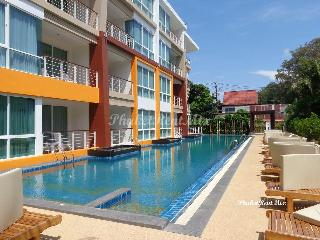 Two-bedroom apartment in a new Condotel Rawai Seaview Rawai seafront