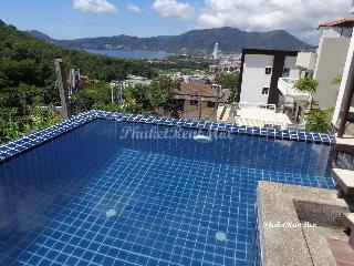 4 bedroom Villa with views of the Andaman sea in Kamala, Patong