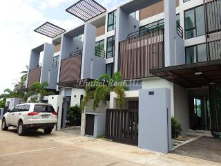 Rent and sale 3 bedroom townhouses in the style of HI-Tech complex, Rawai