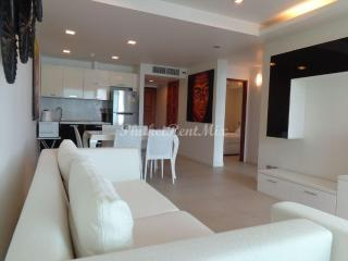New 2-bedroom apartment with sea view in Karon Butterfly condominium