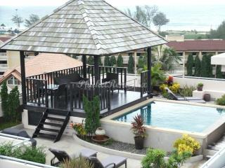 2 bedroom penthouse with sea view in Rawai area., Karon