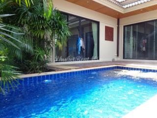 Beautiful Bungalow with private pool Nai Harn Villa Garden