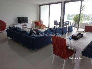 Three-bedroom penthouse in Sansuri Phuket, Surin