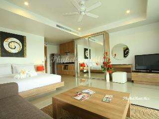 Spacious Studio apartment in Surin Sabai condominium is a 3