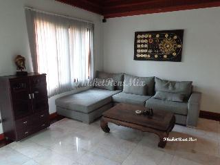 Large 3 bedroom pool Villa near Surin Sabai condominium is a 3