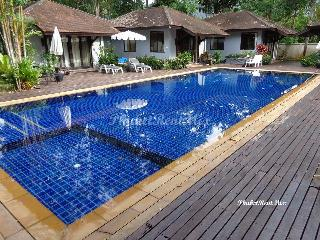 Bungalow in Anchan Boutique Resort, Phuket
