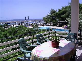 Holiday house in Santa Maria di Leuca Salento Apulia on the first floor in