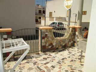 Cheap holiday home in Santa Maria di Leuca Salento Apulia on the ground floor