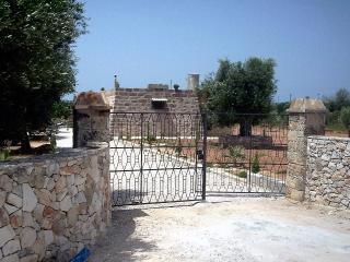 Holiday home in Castrignano del Capo Puglia in typical Salento building just a f