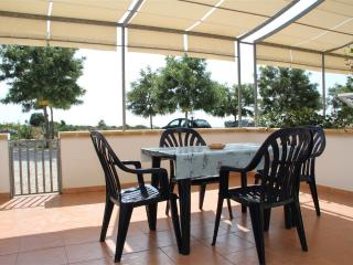 Two bedroom apartment for rent in residence in Torre Pali in Salento Apulia with