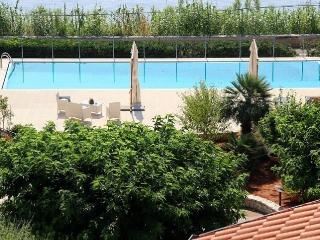 Villa Meraviglia with swimming pool in Tricase Porto with sea view