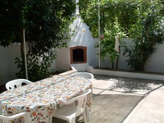 Holiday house for rent in Gallipoli location Baia Verde with outdoor spaces and