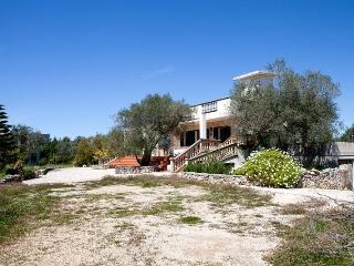 Villa in the countryside for holidays in Parabita in Salento Apulia in a panoram