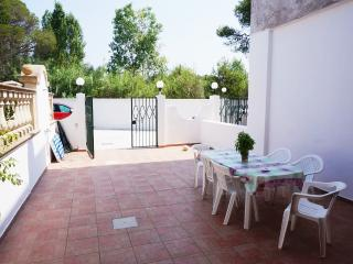 Villa for rent in Apulia Salento in Gallipoli in Baia Verde area ideal for group