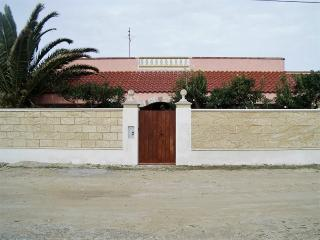 Holiday house for holidays in Salento Apulia in Lido Pizzo Gallipoli, about 200