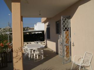 Independent holiday home in Mancaversa in Salento Apulia a few meters from the b