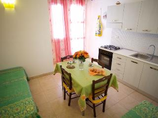 Two-room apartment Miele in Mancaversa near Gallipoli in Salento Apulia in resid