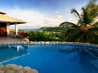 This villa enjoys spectacular sea views., Cap Estate