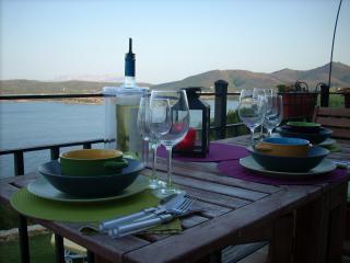 Con vistas al mar, para 4 personas en Porto Rotond, Porto Rotondo
