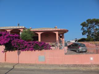 La casa Rosa due passi dal mare