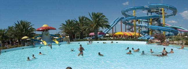 Aquapark a Cecina Marina