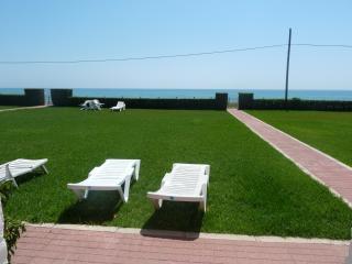 Apartamento con jardin en primera linea playa, Vinaros