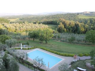 New Casa Titta apt 3 bedrooms , amazing view, Castel San Gimignano