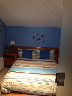 habitación cama doble, con wc