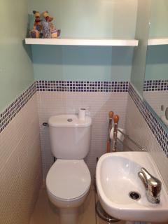 wc pequeño