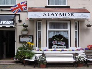 STAYMOR GUEST HOUSE : Room 8 Blackpool UK