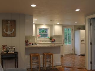 Half Mile to Beach, Newly Renovated, 3BR Cape Home