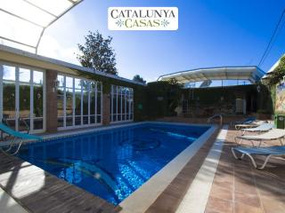 Villa Amalia La Llacuna for up to 22 guests in the Catalonian countryside!, Santa Margarida