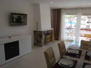 Bonito apartamento a pie de la playa, Castelldefels
