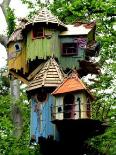 Bewilderwood - hours of fun for the children