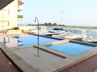 Gaviotas - Para 6, piscina com. Canal S. Margarita, Roses