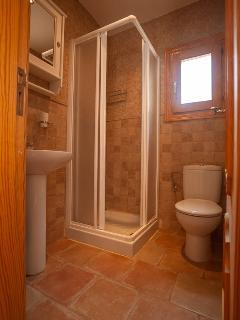 Downstairs shower room, bedroom 4