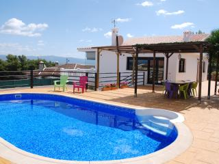 Beautiful villa with private pool and stunning views in Malaga, Spain, Alhaurín de la Torre