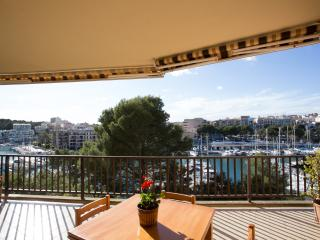 PORTO CRISTO TERRACE SEA VIEW APARTMENT UP TO 7, Porto Cristo