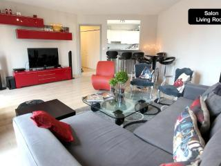Appartement 2P Moderne Coeur de Cannes - 55m2