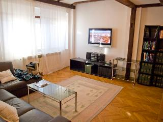 The penthouse - apartment in the center of Zagreb