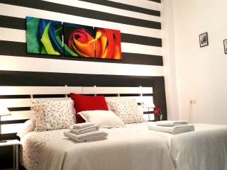 CENTRAL APARTMENT 2ROOMS WIFI+A/C, Seville